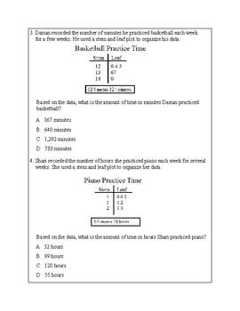 Texas Staar Lesson 4-4.9B