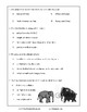 Texas Staar Reading - The Elephant and the Hairy Mammoth