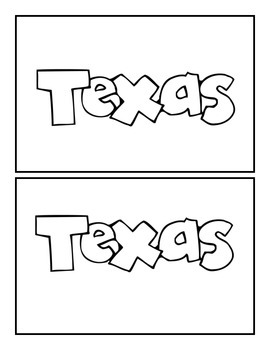 Texas State Book