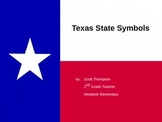 Texas State Items Powerpoint