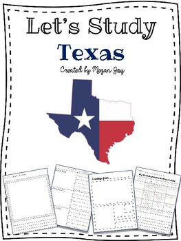 Texas State Research Packet
