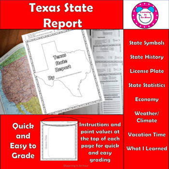 Texas State Report