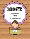 Texas State Standards 2nd Nine Weeks Curriculum Map