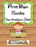 Texas State Standards First Nine Weeks Curriculum Map