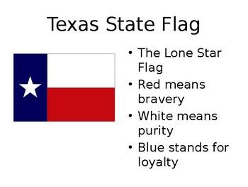 Texas State Symbols