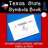 Texas State Symbols Book