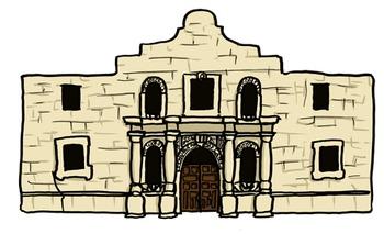 Texas State Symbols - Clip art - CU OK