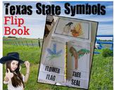 Texas State Symbols Flip Book