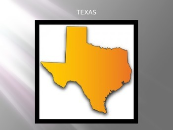 Texas State Symbols Slideshow