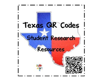 Texas State Symbols Student Resources