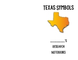 Texas State Symbols Student Resources - Adv. Level
