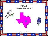 Texas State interactive book grades pre-k - second: autism