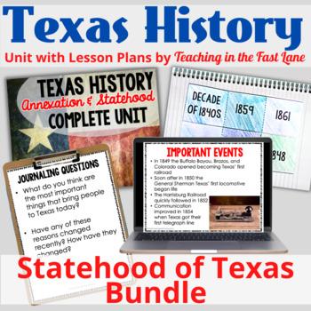 Texas' Statehood Bundle