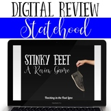 Texas' Statehood Review Game Stinky Feet