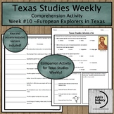 Texas Studies Weekly Newspaper #10 Bundle