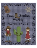 Texas Studies Weekly Weeks 17 - 24 Cloze Passages