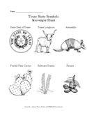 Texas Symbol Scavenger Hunt