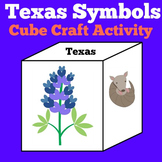 Texas Symbols Worksheet | Activity