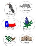 Freebie: Texas Symbols