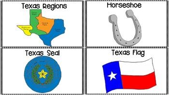 Texas Symbols Anchor Chart