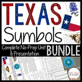 Texas Symbols BUNDLE