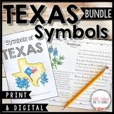 Texas Symbols BUNDLE