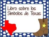 Texas Symbols Book (SPANISH)