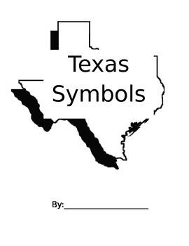 Texas Symbols Cover