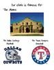 Texas Symbols & Facts Book