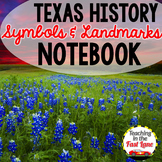 Symbols of Texas Notebook Kit