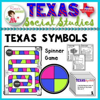 Texas Symbols Game