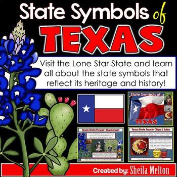 Texas Symbols PowerPoint