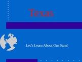 Texas Symbols Powerpoint Slide Show
