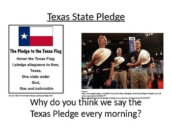 Texas Symbols Slideshow