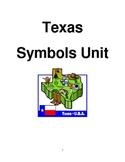 Texas Symbols Unit