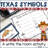 Texas Symbols Write the Room