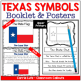 Texas Symbols and Other Information ~ Mini Booklet and Informational Posters