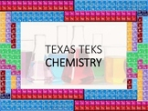 Texas TEKS Chemistry Periodic Border