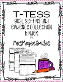 Texas TTESS Evidence Tracking Binder- ***LIFETIME UPDATES***