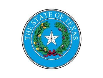 Texas Templates and Clip Art