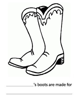 Texas-These boots are made for...