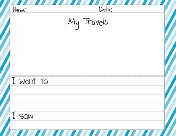 Texas Travel Journal