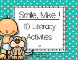 Texas Treasures 1st Grade Smile, Mike ! 3.2 {10 Literacy Activities}
