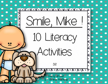 Texas Treasures 1st Grade Smile, Mike ! 3.2 {10 Literacy Activities}