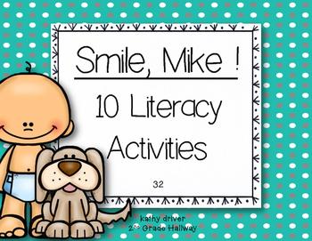 Texas Treasures 1st Grade Smile, Mike ! 3.2 {10 Literacy A