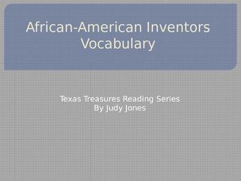Texas Treasures: African-American Inventors