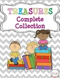 Treasures Complete Collection of All 6 Units for Second Grade