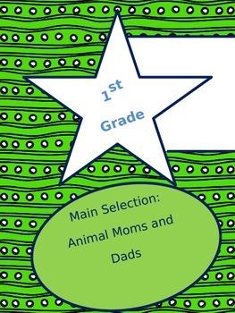 Texas Treasures Focus Wall Grade 1 Unit 2 Weeks 1-5