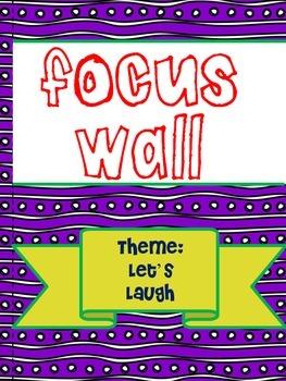 Texas Treasures Grade 1 Focus Wall Unit 3 Weeks 1-5