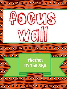 Texas Treasures Grade 1 Focus Wall Unit 5 Weeks 1-5